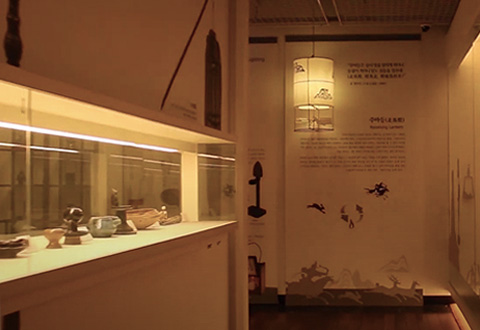 FEELUX lighting museum virtual experience video